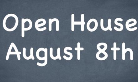 2016-17 Open House Info
