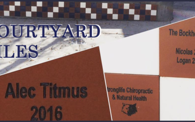 Order Your Courtyard Tiles!
