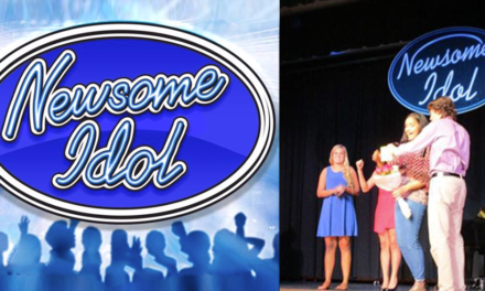 Congratulations to the 2016 Newsome Idol, Laura Jacob!