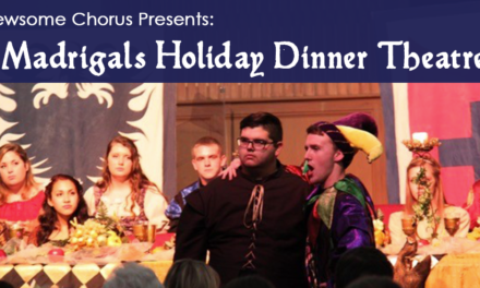 Hear Ye! Hear Ye! Madrigals Holiday Dinner Theatre is Back!