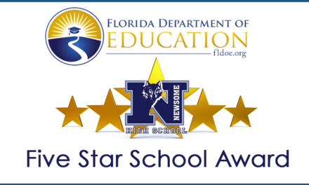 NHS Receives 5 Star School Award