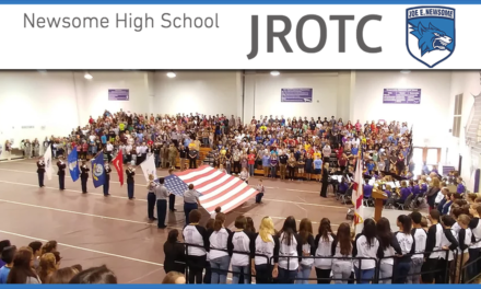 JROTC May Update