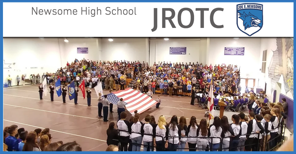JROTC March Update