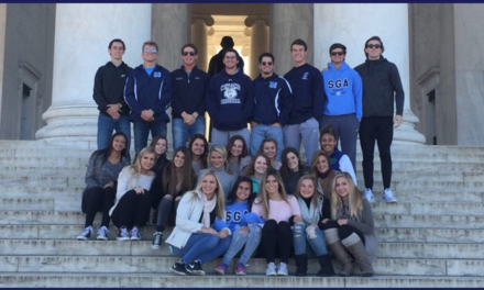 Student Government Trip to D.C.