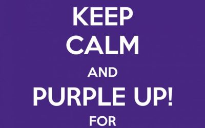 Purple Up Day