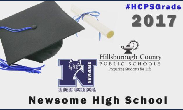 2017 Newsome High School Graduation
