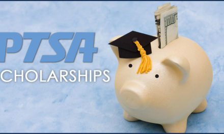 2017 PTSA Scholarship Winners Announced