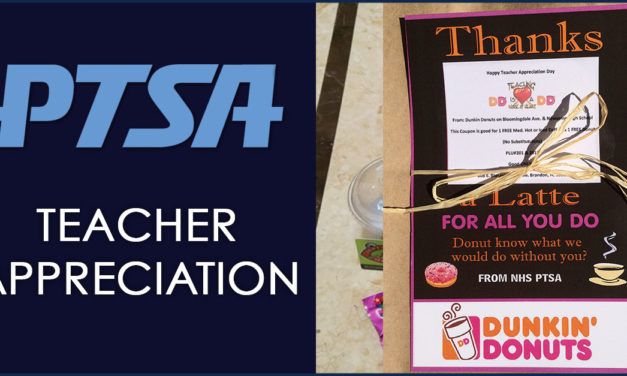 May 2017 Teacher Appreciation