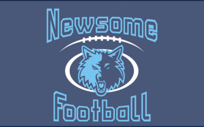 Newsome Football Updated Schedules