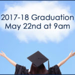 Class of 2018 Graduation Date Announced