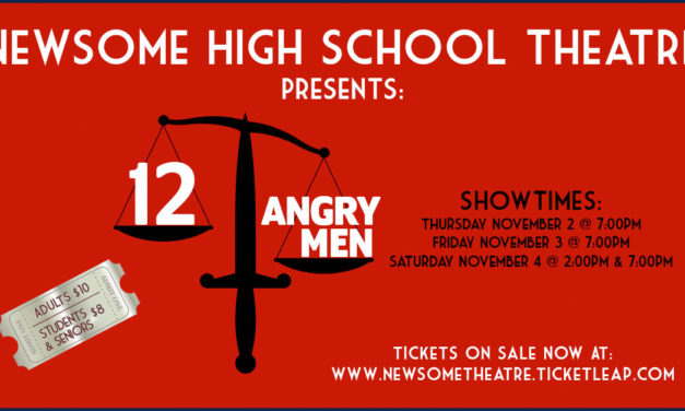 Newsome Theatre Fall Play – 12 Angry Men