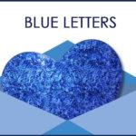 2018 Senior Blue Letters