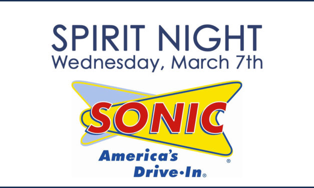 March Spirit Night – Sonic